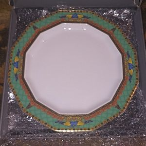 Versace Rosenthal Marco Polo Plate